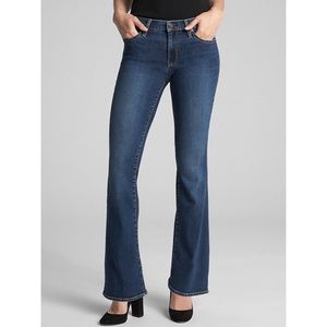 🎉5 for $25🎉 Gap Perfect Boot Jeans